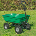 KCT Garden Tipper Cart