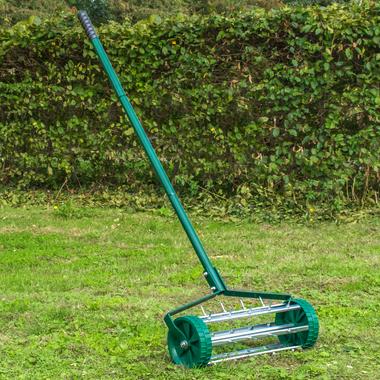 KCT Garden Spike Roller - Lawn Aerator