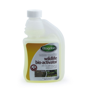 Blagdon Wildlife Bio-Activator Pond Treatment