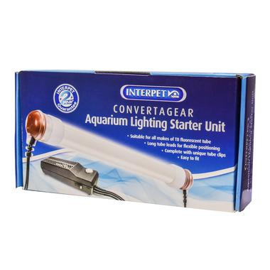 Interpet Aquarium Lighting Starter Unit - 14/15 Watt