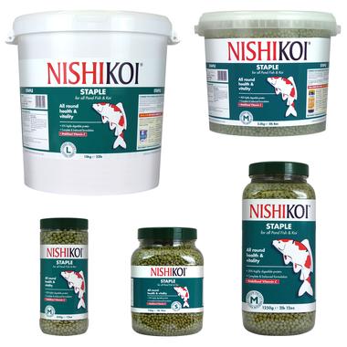 Nishikoi Staple Pond Fish Food