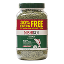 750g + 30% (975g) Extra Fill Nishikoi Staple Small Pellet
