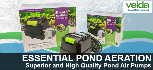Pond Air Pumps by Velda