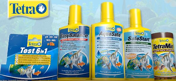 Aquarium Water Tests & Treatments