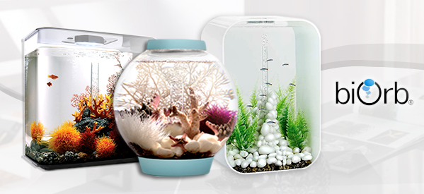 Oase biOrb - Simply Stylish Aquariums