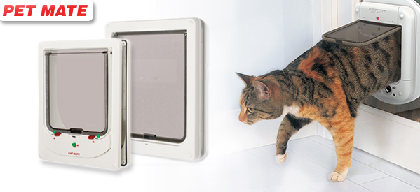 Pet Doors - Freedom For Your Pets