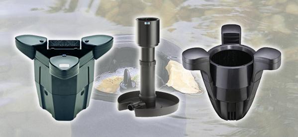 Keep Debris at Bay with a Pond Skimmer