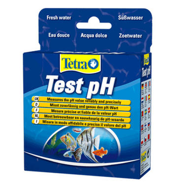 TetraTest PH Tropical Aquarium