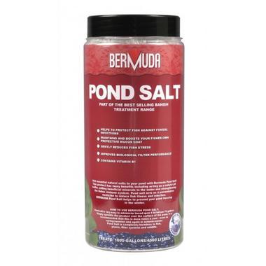 Bermuda Banish Toxins - Pond Salt