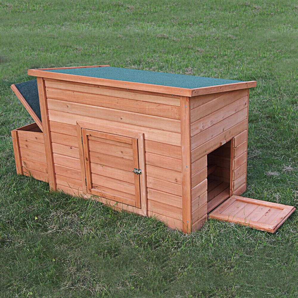 Cordoba chicken coop pisces for Duck house door size