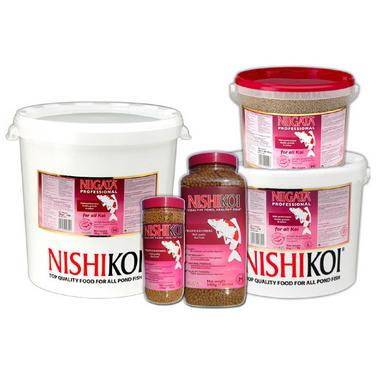 Nishikoi Nigata Professional Pellets