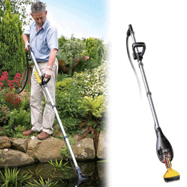 Hozelock pondvac pond vacuum cleaner vac hoover koi fish for Professional pond cleaners
