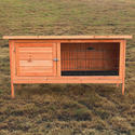 4ft Napoli Rabbit Hutch - Pisces