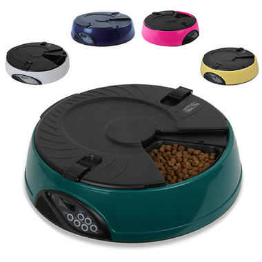 Pisces 6 Meal Auto Pet Feeders