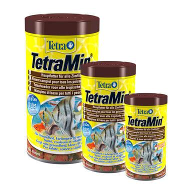 TetraMin Tropical Aquarium Fish Flakes