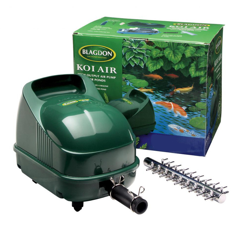Blagdon pond air pumps for Koi pond liner calculator