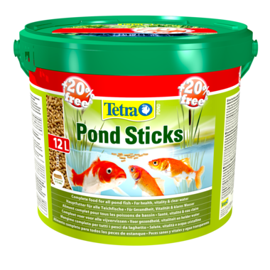 Tetra Floating Sticks 10 Litre + 20 Percent Extra