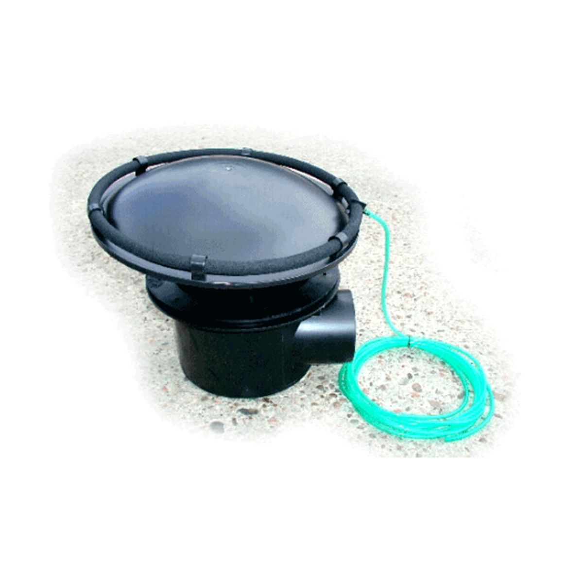 Cloverleaf Weighted Air Rings 250m 300m Koi Fish Pond Water Ring Yamitsu 4 Way Switch Box Sentinel Aeration Drain Thumbnail
