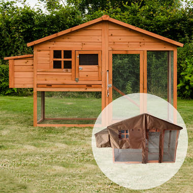 Malaga Chicken House Including Cover - Pisces
