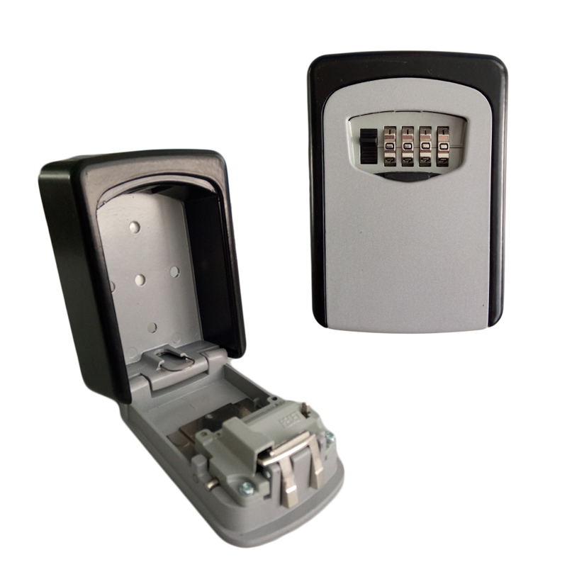 wall mounted key safe kct