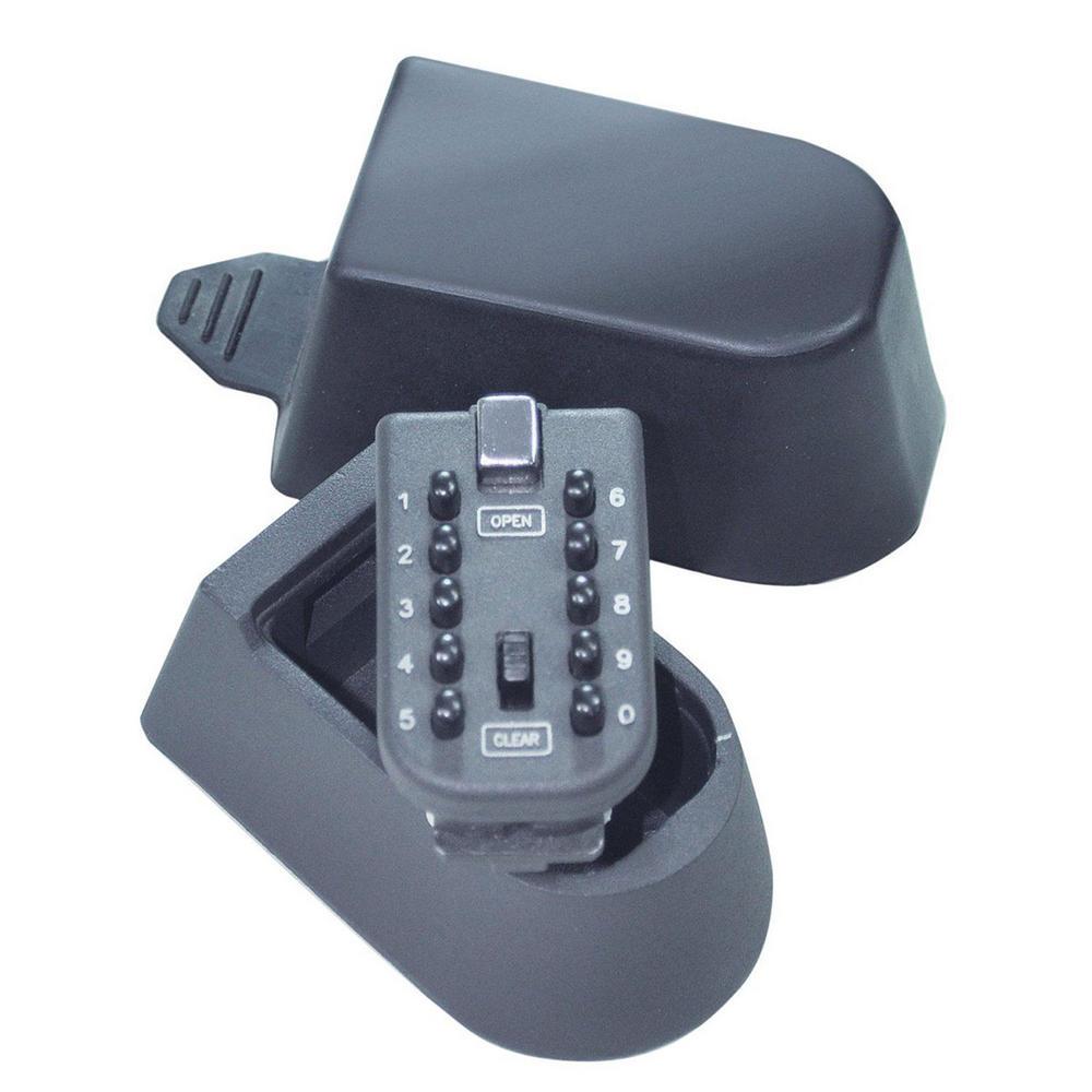 Push Button Wall Mounted Key Safe Kct