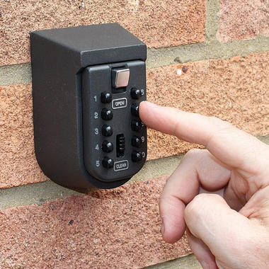Push Button Wall Mounted Key Safe - KCT