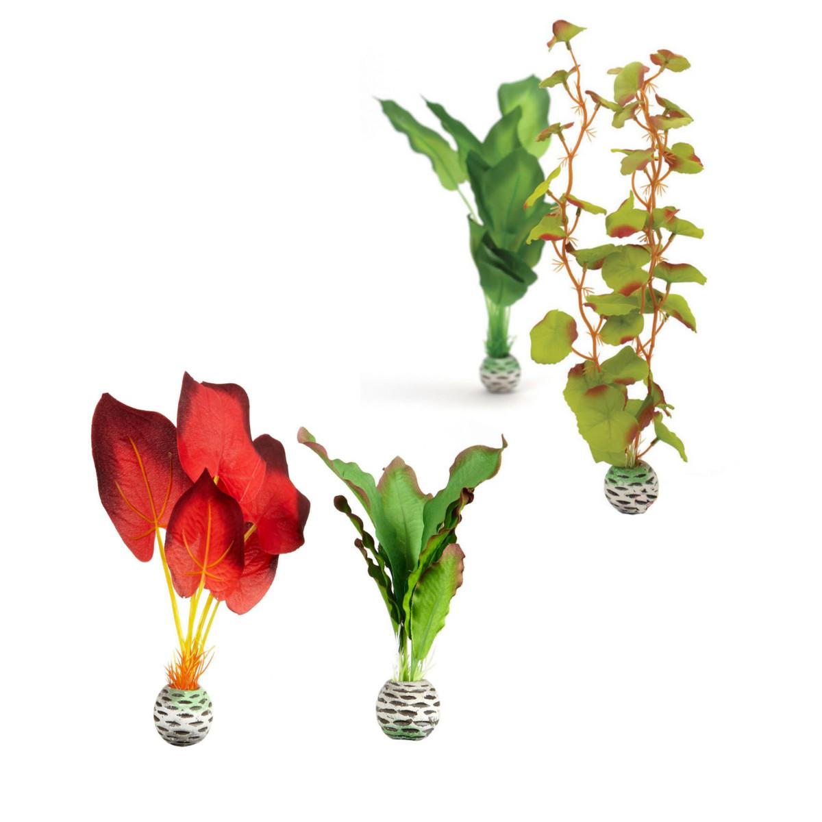 Biorb Aquarium Silk Collection Plants