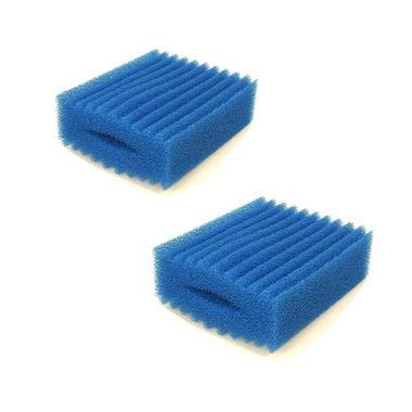 Twin Pack - Oase Biotec 5.1/10.1 Blue Coarse (corrugated) Foam