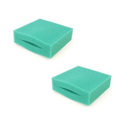 Twin Pack - Oase Biotec 5.1/10.1 Green Fine Foam