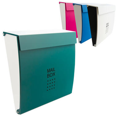 Colour Home Mail Boxes - KCT