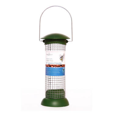 Chapelwood Click Top Peanut Bird Feeder 8 Inch