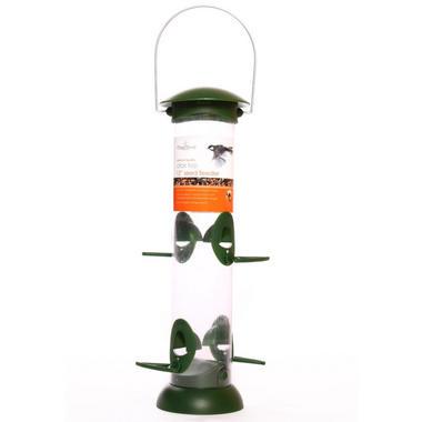 Chapelwood Click Top Seed Bird Feeder 12 Inch