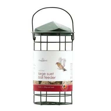 Chapelwood Suet Ball Feeder with Lid - Large