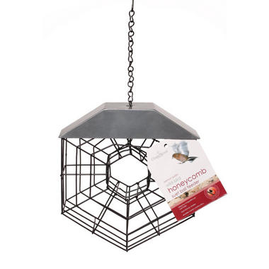 Chapelwood Honeycomb Bird Feeder Suet Ball