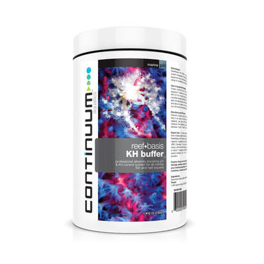 Reef Basis KH Alkalinity Boosting Buffer Dry 250g
