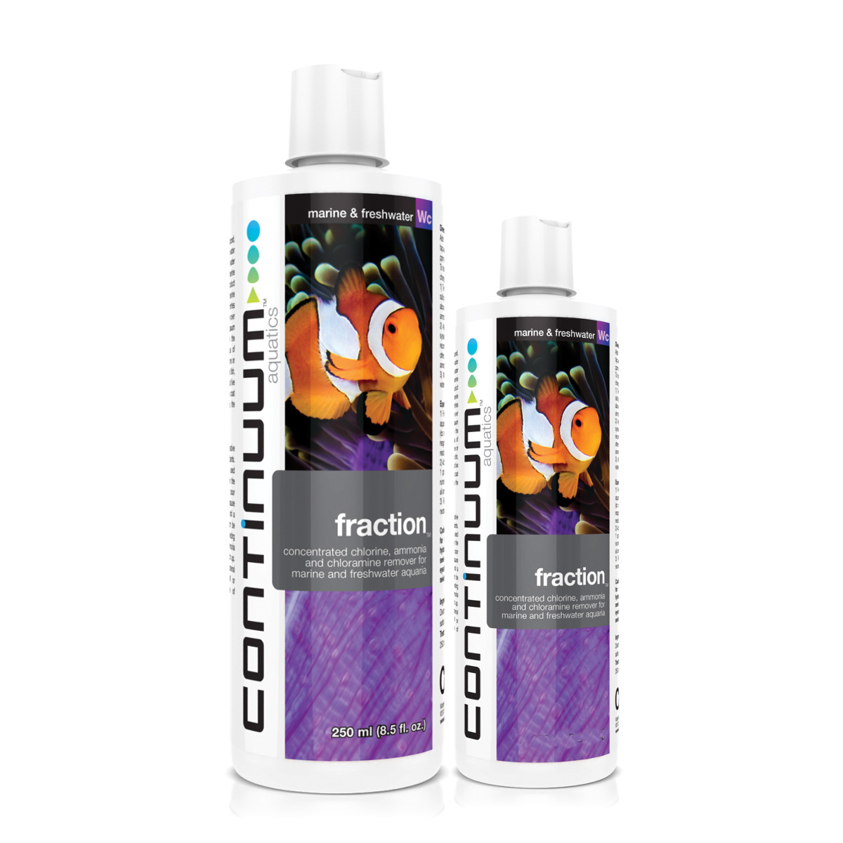 Fraction ammonia remover water conditioner for How to make tap water safe for fish without conditioner