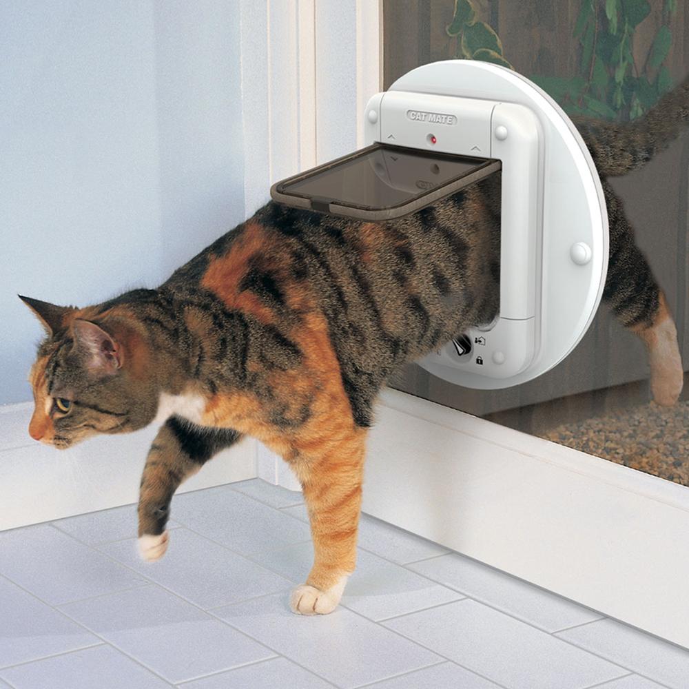cat mate cat flap fitting instructions