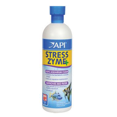 API Stress Zyme + 473ml Treatment
