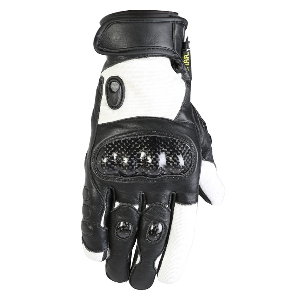 G-SH-BK-W (Clearance Short White Gloves)