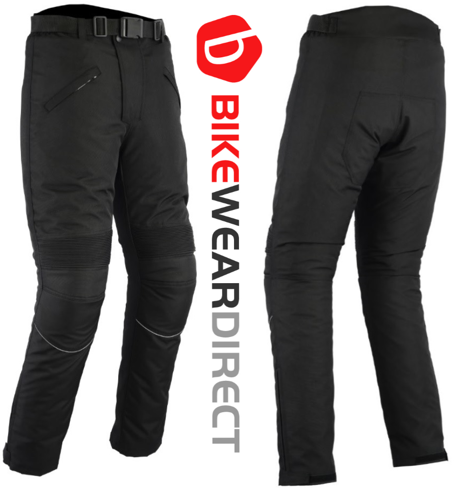 Mens Waterproof Armoured Trousers