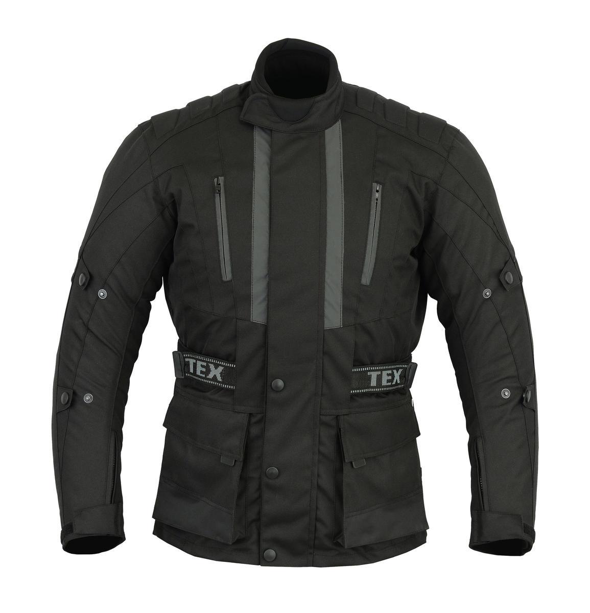 Motorbike Motorcycle Jacket CE Protective Armour Waterproof Thermal Biker Lining