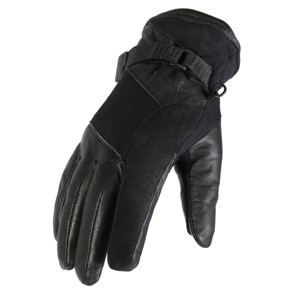 Texpeed Black Short Randall Textile Gloves