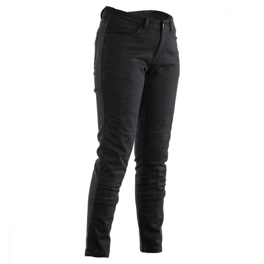Womens Ladies Motorbike Motorcycle Jeans Protective Aramid With CE Biker Armour