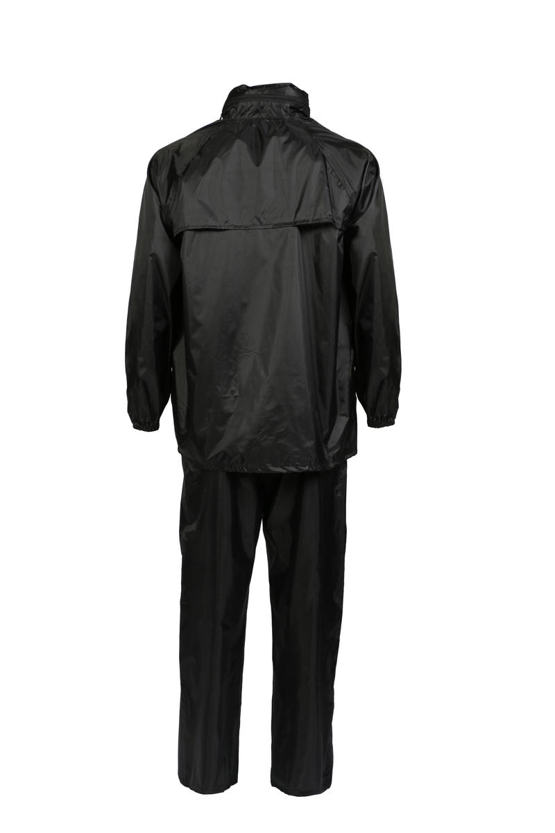 Waterproof Rain Suit Over Jacket Trousers For Motorcycle Motorbike Cycling Biker