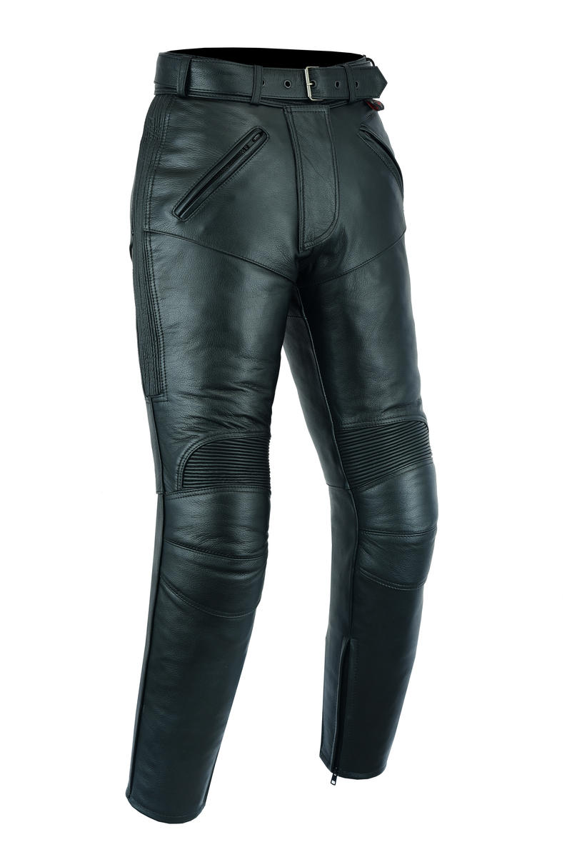 Womens Leather Motorbike Trousers Ladies Biker Motorcycle With Armour Protection