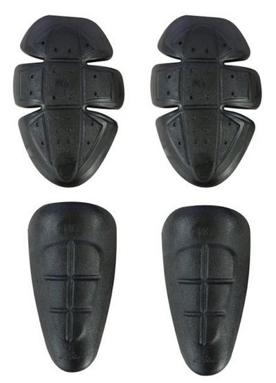 BLK-ARM-TROUS (Motorbike Motorcycle Trouser Trousers Protection Armour Knee Hip Pads CE Approved)