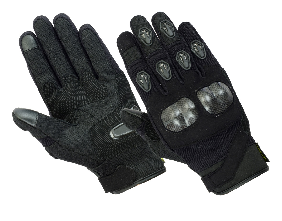 Texpeed Black Kevlar Lined Short Cuff Gloves