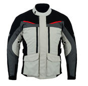 Texpeed Grey & Black Cordura Jacket