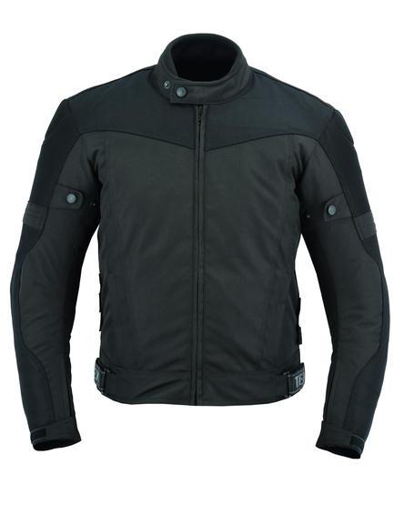 Motorbike Motorcycle Jacket Thermal Waterproof CE Armour Cordura Textile Biker
