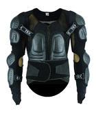 Motorbike Motocross Body Armour Jacket MX Moto Biker Enduro CE Protection Guard